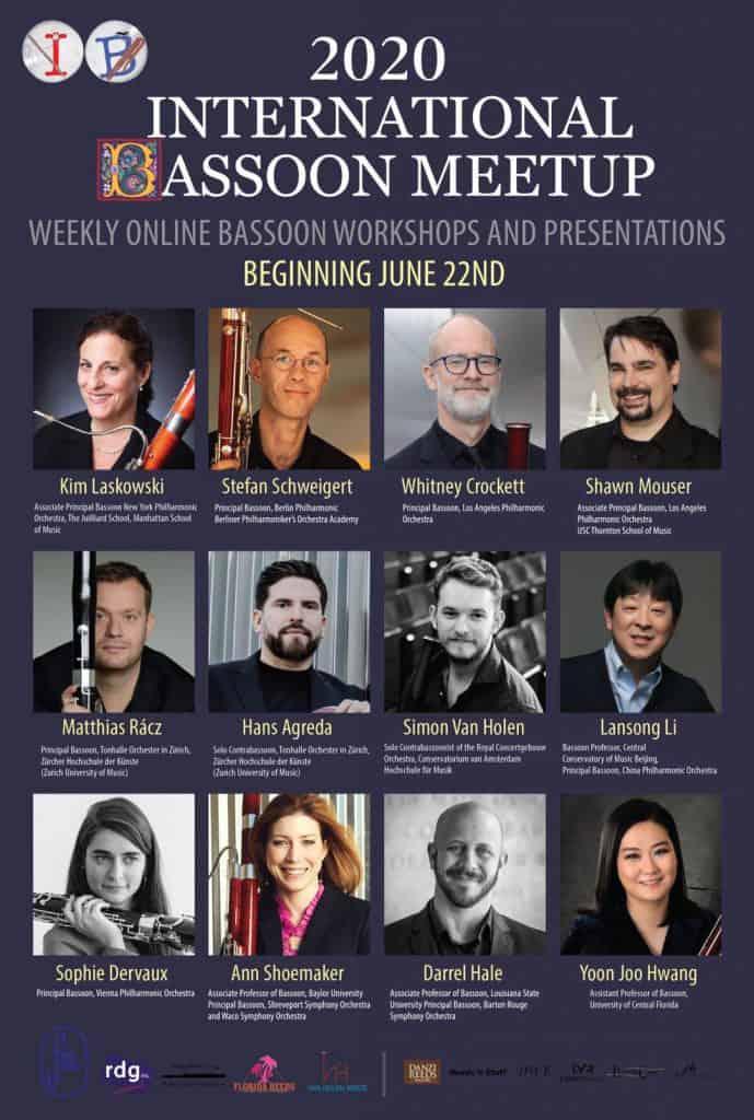 Bassoon Meetup Juni Juli 2020