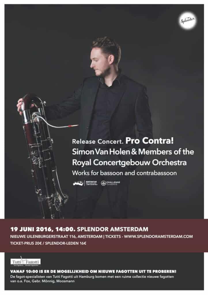 Flyer Release Concert